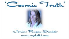 1. Cosmic Truth with Dr Bruce Lipton, Cell Biologist & Author - The Biology of Belief  Janine Regan-Sinclair interviews Dr Bruce Lipton, find out why diseases like cancer are NOT hereditary