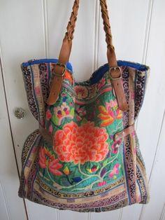 Colorful Boho Bag by Ballard39