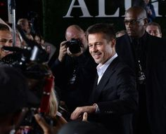 Brad Pitt said in the summer issue of GQ Style that he stopped drinking and started therapy after wife Angelina Jolie filed for divorce.