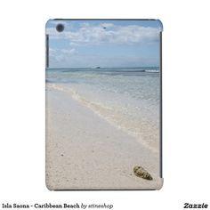 Isla Saona - Caribbean Beach iPad Mini Retina Cases