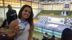 Atleta paraibana conquista vice-campeonato Brasileiro de Levantamento de Pesos - Conexão Boas Notícias