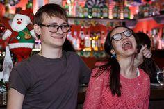 Вечеринка в Lucky Pub 24 декабря — Фотографии города
