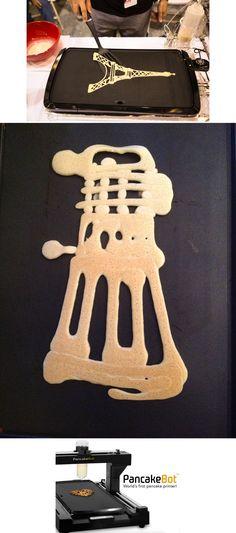The PancakeBot