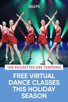 If you've ever wanted to channel your inner Rockette, now's your chance. Shortly after their annual Radio City Christmas Spectacular was canceled this year, the Rockettes decided to offer free virtual dance classes on their Instagram page to spread some holiday cheer. Check it out here, and learn some amazing dances! #holidayseason #rockettes #virtuallearning
