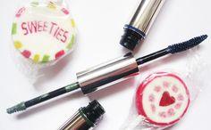 RMK W Colour Mascara in Indigo & Green Vintage Sweets Collection S/S15
