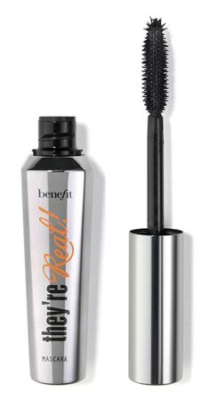 Smart Beauty Award winner: Benefit They're Real! This mascara makes my eyelashes look like falsies!
