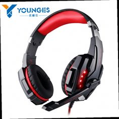 42.99$  Watch now - http://aliky8.worldwells.pw/go.php?t=32779945981 - 2017 popular YG-G8580 3.5mm gaming game headset with a microphone LED light notebook computer tablet PC / PS4 / mobile phone