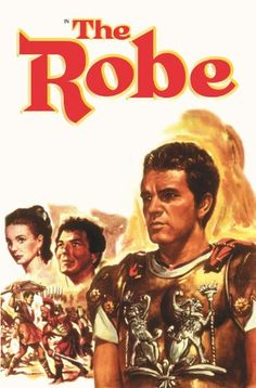 The Robe, starring a young Richard Burton, with various scenes set in Rome.