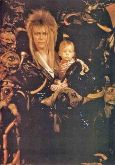 David Bowie labyrinth.