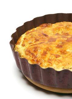 Пирог с камамбером рецепт с фото