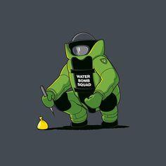 Water Bomb Squad T-Shirt - Glennz Tees