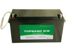 12V200Ah  TOPBAND LiFePO4 lithium battery