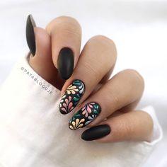Gel nail art is an artificial nail that is closest to natural nail art. Cute Acrylic Nails, Cute Nails, Pretty Nails, Matte Gel Nails, Glow Nails, Nail Polish, Pastel Nails, Perfect Nails, Gorgeous Nails