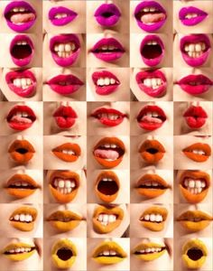 Lips are definitely the sexiest part and lip makeup adds more beauty to our face. Here are top 15 stunning lip makeup tutorials that you should try out. Lip Makeup, Makeup Tips, Makeup Tutorials, Makeup Eyeshadow, Makeup Cosmetics, Beauty Make Up, Hair Beauty, Batons Matte, Tips & Tricks