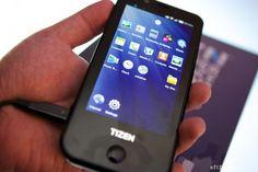 Samsung lançará seu sistema operacional Tizen em 2013