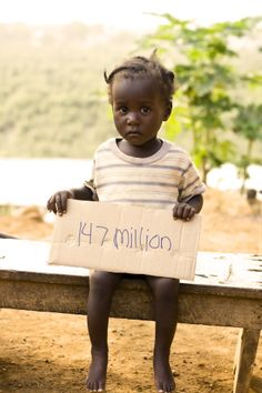 There is an estimated 147 Million orphans worldwide. Help us end child hunger. www.uriyahhomegiveaway.org