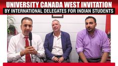 University Canada West   Courses-PSW & Part Time Job Details Work Visa, Best University, Part Time Jobs, How To Apply, Canada, Student, Education, Teaching, Onderwijs