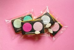 Eye Shadow Duo Cookies