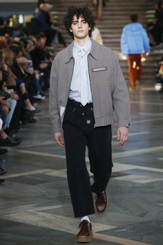 MSGM, Menswear, Милан