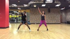 """Take On Me"" (Samba) - Full Zumba Routine w/ Lesley B."