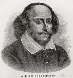 William Shakespeare - we are fiercely proud of this guy, even though 90% of us has never read a word he wrote or watched any of his plays.