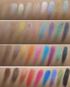 The Black Pearl Blog - UK beauty, fashion and lifestyle blog: I ♥ MAKEUP  Makeup revolution makeup geek palette