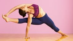 It's a twist! It's a standing pose! It's an arm balance! The super-pose Visvamitrasana is all of those things and more.