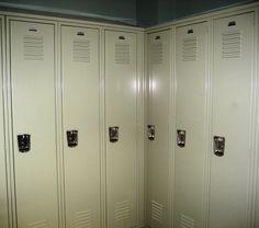 Hat Shelf, Steel Locker, Coat Hooks, Your Space, Lockers, Locker Storage, Nyc, Coats, Safe Deposit Box