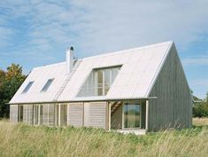 Summerhouse at Stora Gasmora by LLP Arkitektkontor