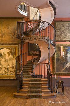 Musée Gustave Moreau - Paris, Ile-de-France by La Nuit des musées, via Flickr