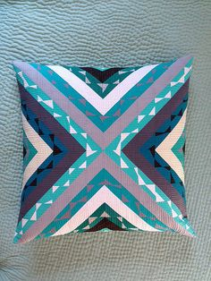 SEW KATIE DID /Double-Trouble Pillow Top