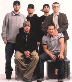 band photo linkin park - Google Search