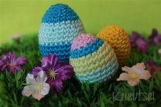 Eén ei kan namelijk tot zoveel andere dingen omgetoverd worden. Dat gebeurt natuurlijk volop met Pasen. En dat doe ik ook met mijn nieu...