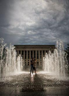 Amazing Nashville Engagement Pictures