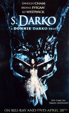 Donnie Darko DVD - where's the 'anatomy of a scene'?