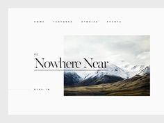 Nowhere Near by Vedad Siljak