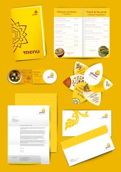 Phuket Authentic Thai Cuisine on Behance