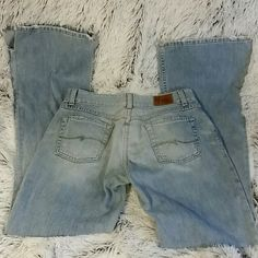 BKE denim 1967 Culture Long 29 x 33.5. Mens BKE denim 1967 Culture Long sz 29 x 33.5 men's jeans.  Good used condition.  The hems have been split at the bottom on both sides (see pic).  Some pocket and hem wear otherwise no holes. BKE Jeans Flare & Wide Leg