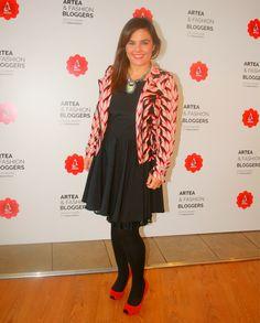En el I encuentro BLOGGER de Bizkaia Collar y Vestido: I Love Melita