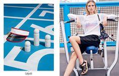 ROSCO PRODUCTION | Fashion Sport Catalogue S/S 13