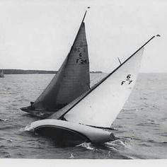 Too much sail?