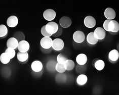"Abstract photography - sparkle glitter bokeh lights - black and white - winter holiday decor night lights 8x10 11x14 16x20 ""Winter Glitter"" on Etsy, $30.00"