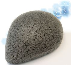 Konjac Sponge from WONDERPIEL™ is Durable and Effective Facial Sponge With Activated Bamboo Charcoal - Safe Eco 100% Natural Beauty Products For Gentle Exfoliating, Acne Removal, Deep Cleansing, Glowing Skin and Improved Texture - Best For Normal & Sensitive Skin - 100% Satisfaction Guarantee by WONDERPIEL Skin Care