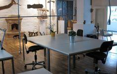 Coworking Space - ESDIP, Berlin, Germany