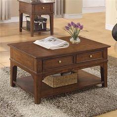 Marston Coffee Table I Riverside Furniture