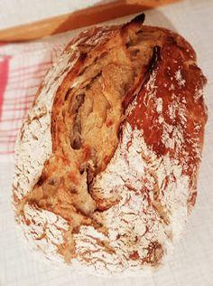 Skapeglede: Nydelig langtidshevet brød