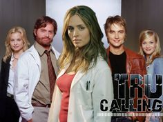 Anyway, Tru Calling is about this girl named, Tru (Eliza Dushku) who starts working at a local morgue as a last-minute internship for Med School. Description from shoeboxcomics.webs.com. I searched for this on bing.com/images