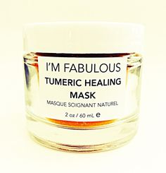 Tumeric Healing Mask, An incredible ayurvedic healing face mask created with Tumeric, Manjistha, Neem and Multani Matti to brighten up your skin! Multani helps draw out impurities. Neemis a well-known Indian herb that is used in several beauty and skin care products.The antibacterial, anti-fungal, anti-inflammatory and antiseptic properties present in neem is a perfect remedy for several skin problems like rashes, allergy and irritation. Neem leaves are used to make face washes and ...