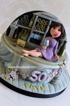 Wine bar cake - Cake by Zoe's Fancy Cakes more at https://www.facebook.com/zoesfancycakes