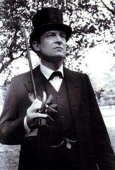 Sherlock Holmes -Jeremy Brett
